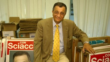 Con Sciacca died on Wednesday after a long battle with cancer.