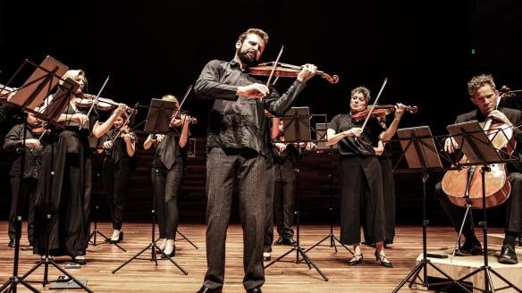 Ilya Gringolts Plays Paganini.