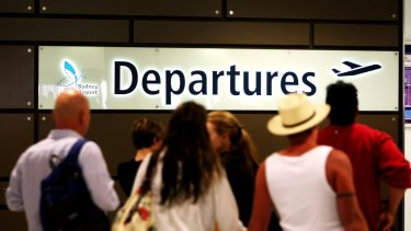 Tens of thousands of people travel through Australia's airports every day and spotting the human traffickers among them is not easy.