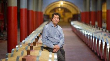 Penfolds chief winemaker Peter Gago.