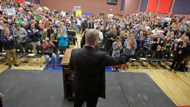 Two months after he jumped into the presidential race as a political unknown, Evan McMullin is surging in Utah polls.