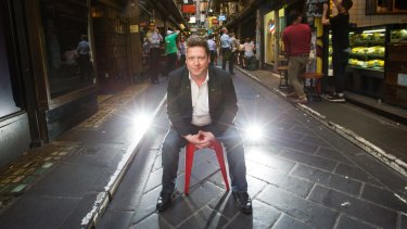 Jonathan Holloway will take over as artistic director of the Melbourne Festival in 2016.