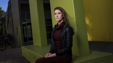 Monash University student Emma Hunt has reported her alleged sexual assault to police.