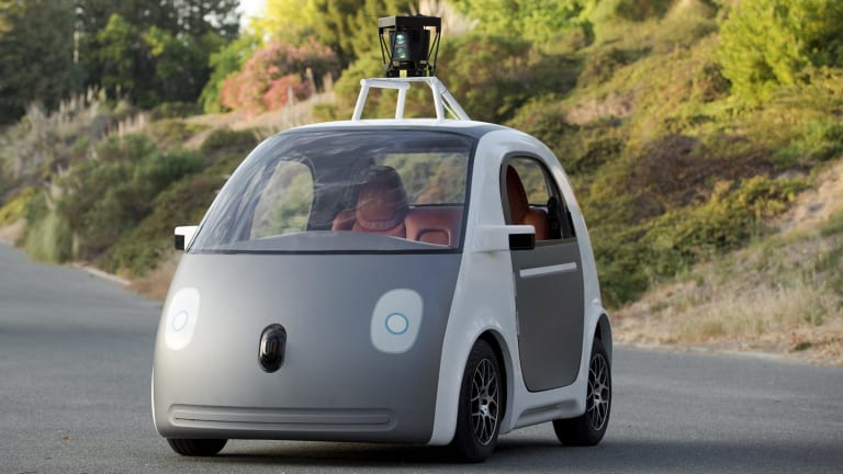 Driverless cars are being trialed around the world