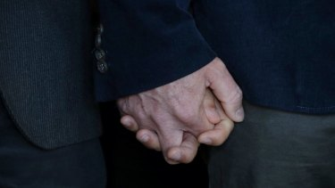 Only one couple in Queensland has so far registered for a civil partnership ceremony.