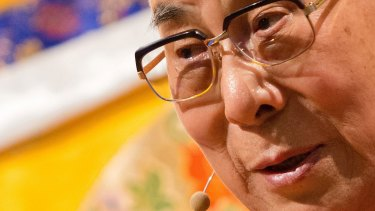 The Dalai Lama has discussed a rapprochement with China.