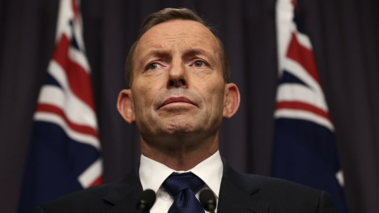 "Prime Minister Tony Abbott promised the decision to take in refugees would reflect ""Australia's proud history as a country with a generous heart""."