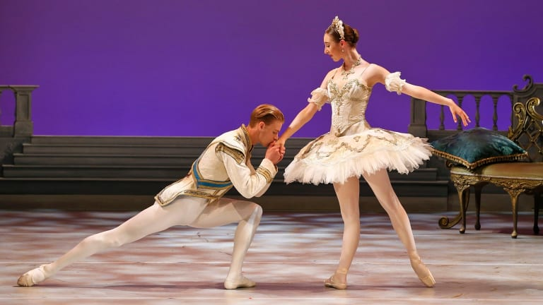The Sleeping Beauty is a festive event aimed at a young audience.