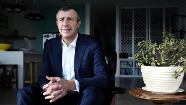 Richard Finlayson, director of television the ABC, has stood down.