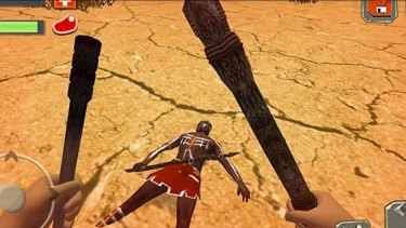 "Players are warned to ""beware of Aborigines"" in the racist game, which requires players to kill Indigenous people in order to survive."
