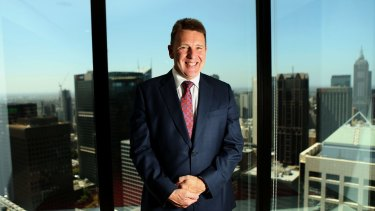 PEXA chief executive Marcus Price says the online system will cut property settlement times.