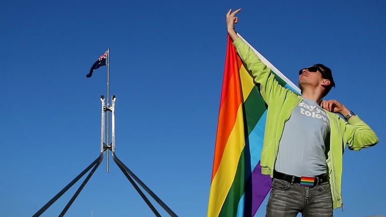 Postal ballots for the plebiscite will be distributed in September.