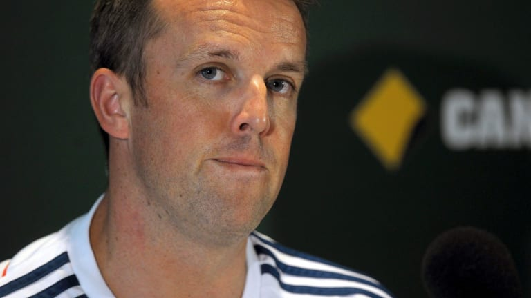 Graeme Swann announced his retirement midway through the Ashes series in 2013/14.