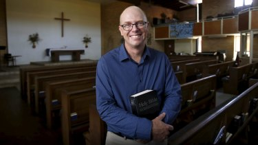 Greg Ball will be holding services on Christmas Day and the days leading up.