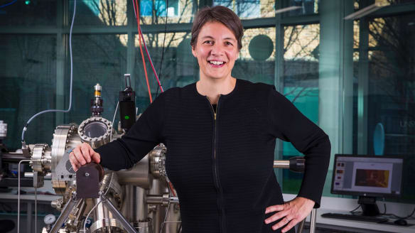 Quantum physicist Michelle Simmons named 2018 Australian of the Year