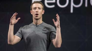 Mark Zuckerberg isn't concerned about the 'fake news' claims.