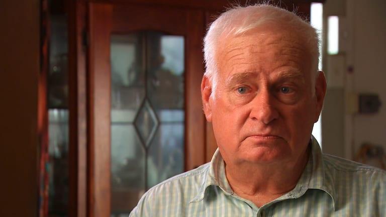 Financial misconduct victim Bob Nissen.