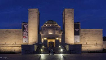 Hosting parties: Greens raise concerns about weapons manufacturer's events at the Australian War Memorial.