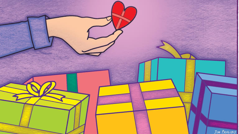 Scroogeonomics: the Christmas gift that keeps on on
