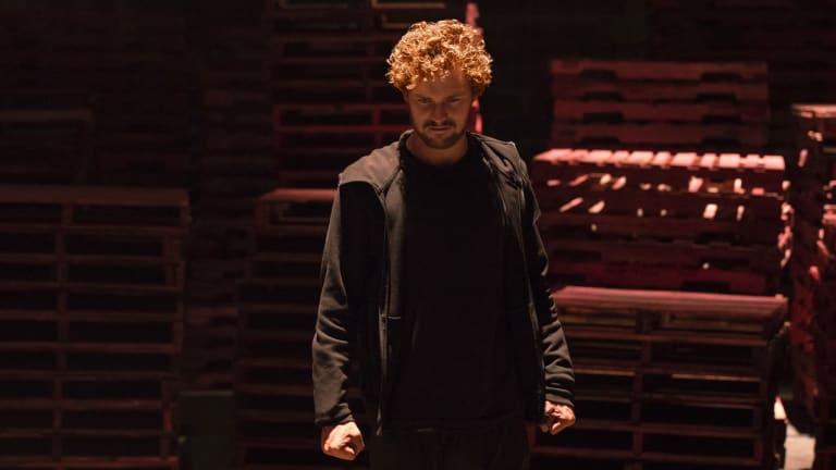 Finn Jones stars as Danny Rand in Marvel's Iron Fist.