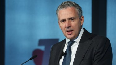 "Telstra chief executive Andy Penn: ""Pls know I'm reading all your comments."""