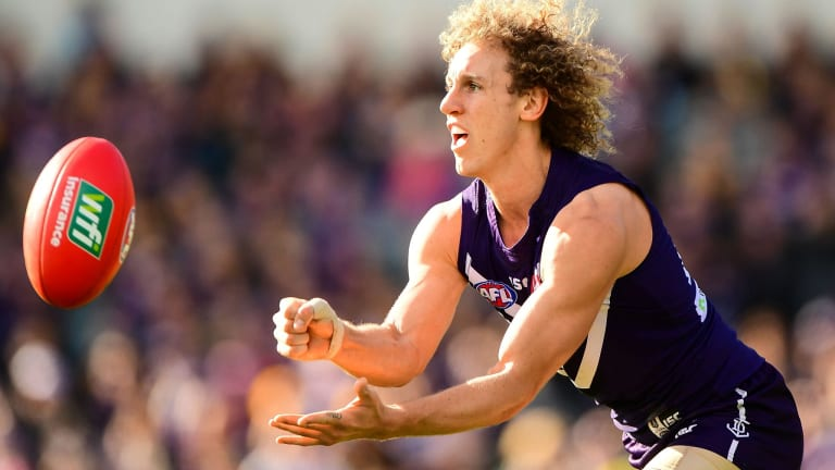 Chris Mayne's move to Collingwood is now official.