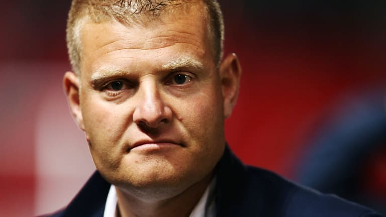 United head coach Josep Gombau.