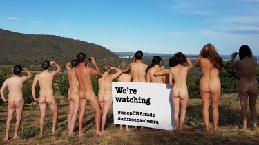 Canberrans have a cheeky message for politicians looking to legislate on billboards.