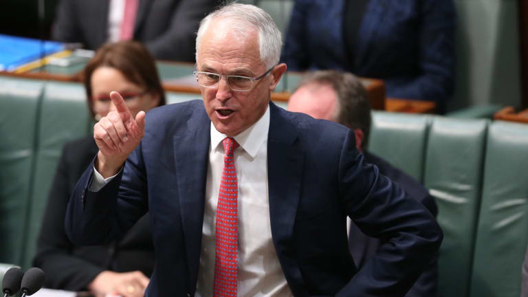 Prime Minister Malcolm Turnbull accuses Labor of immaturity and unreadiness over its stance on the South China Sea problem.
