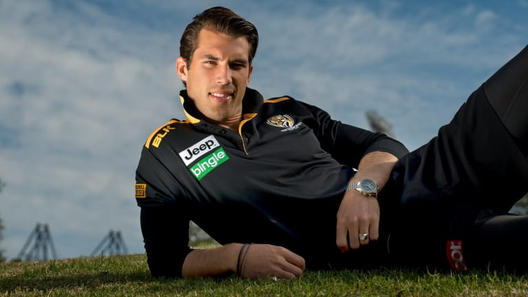 A question of faith: Alex Rance knows it was the right call to stay at Tigerland.