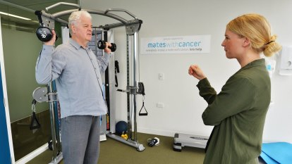 Prostate cancer centre's 'blokey' approach: the men's shed for cancer