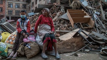 The Nepal earthquakes caused the highest death toll of any disaster worldwide in 2015 with about 9000 lives lost.