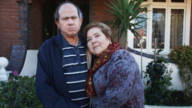 Dominic and Vittoria Saya, whose home will be lost to WestConnex, will be compensated. But what about the neighbours?