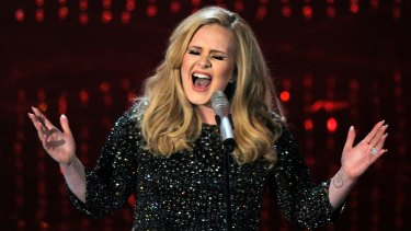 Adele's two shows, on the weekend of March 4 and 5, are expected to attract crowds of 60,000 to The Gabba.