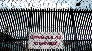 The assessment system is in place at Melbourne's high-security Maribyrnong immigration detention centre.