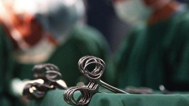 The ACT has the second longest public elective surgery wait time.