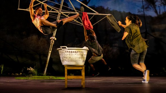Man With The Iron Neck review: Powerful work's impact extends past the stage