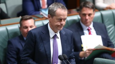 Bill Shorten has committed Labor to taking an emissions trading scheme to the next election.