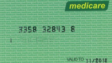 Fake identities: Buying counterfeit Medicare cards, no