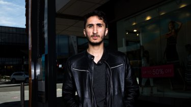 International student Rashid Saleem who was underpaid by a restaurant in the Illawarra