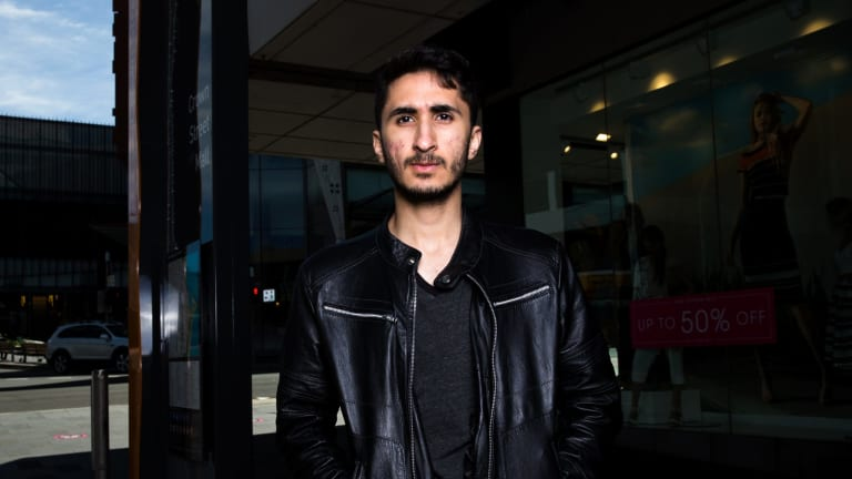 International student Rashid Saleem who was underpaid by a restaurant in the Illawarra