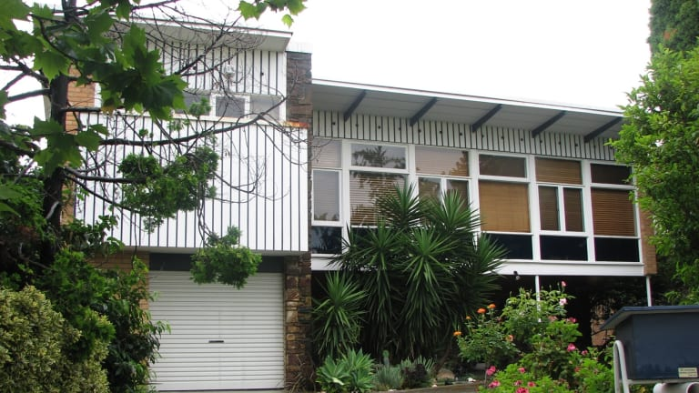 Anatol Kagan's Lind house in Caulfield North was this week granted an interim protection order following an online campaign.