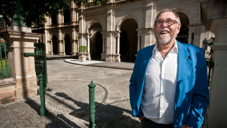 Alan Raabe was one of hundreds of gay men to have their Queensland criminal records expunged.