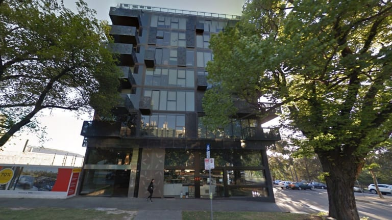 George apartments, North Melbourne