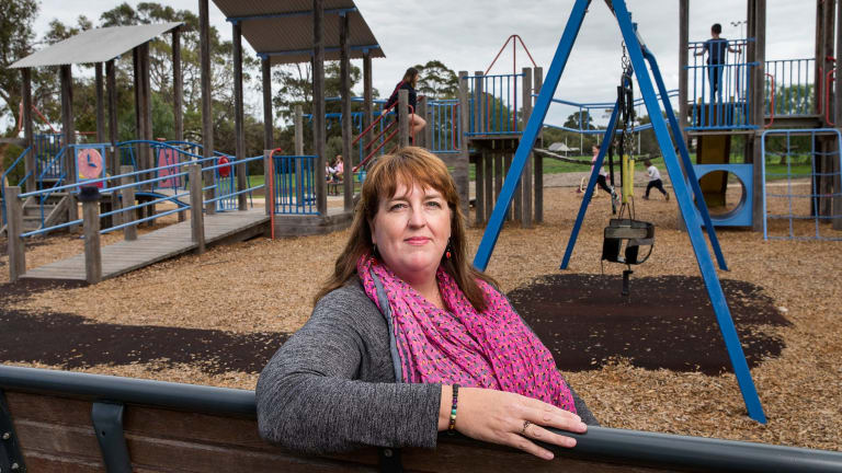 Childcare worker Kerrie Devir has worked for almost 35 years continuously, but has less than $100,000 in superannuation.