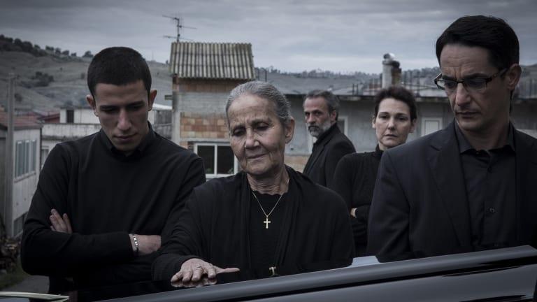Filmed on overcast days, <i>Black Souls</i> presents a gloomy and bleak vision of Calabria.