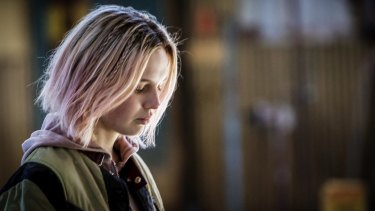 Strong performance: Odessa Young in <i>The Daughter</i>.