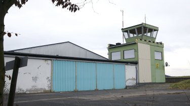 The LSC Westerwald flight club on Thursday. where the Germanwings co-pilot Andreas Lubitz had been a member.