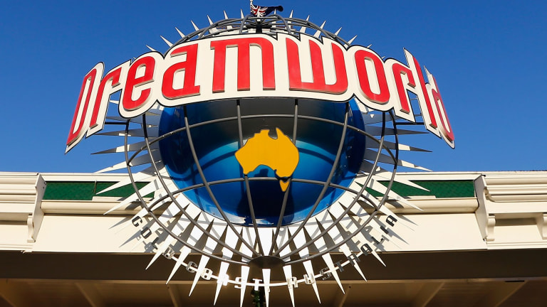 Dreamworld's revenue was $3.1 million down on the previous corresponding period.