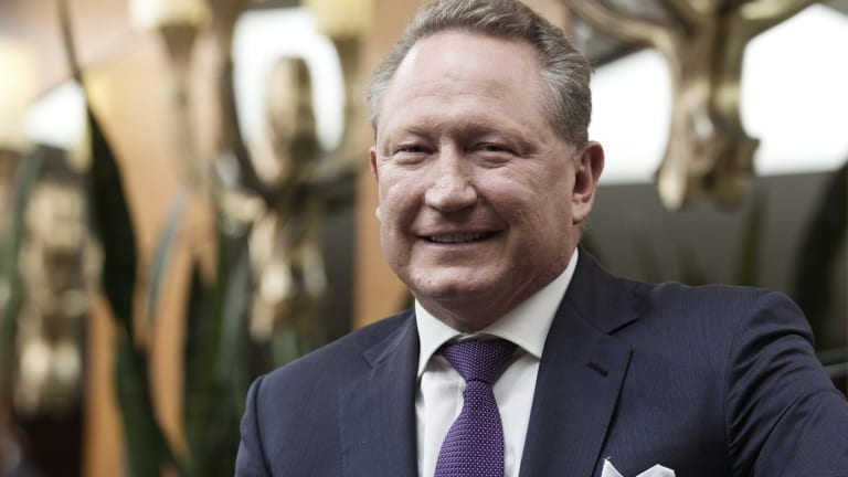 "'We have unfortunately discovered that forced labour exists in Australia."": MIning magnate Andrew Forrest."